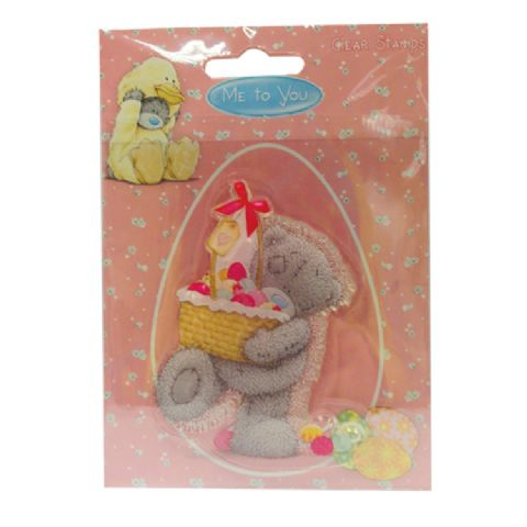 Me to you Easter - Teddy Easter Basket